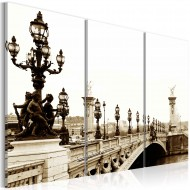 Tableau  Balade romantique à Paris
