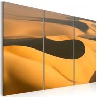 Tableau  sables du désert