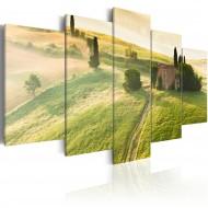 Tableau  Toscane verte