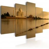 Tableau  Le légendaire Taj Mahal