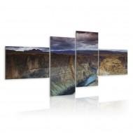 Tableau   Canyon de marbre