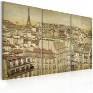 Tableau  Paris  ville de lharmonie