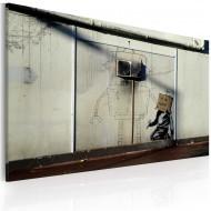 Tableau  Robots (Banksy)