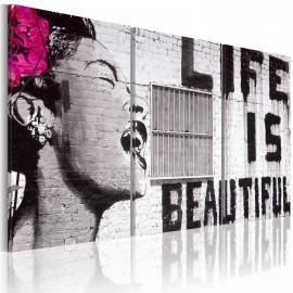 Tableau - La vie est belle