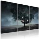 Tableau - Apocalypse now - triptych
