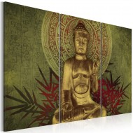 Tableau  Saint Buddha