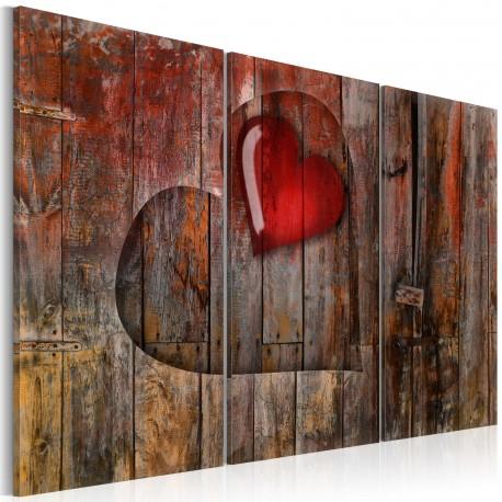 Tableau  Heart to heart