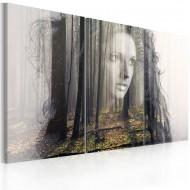 Tableau  Nymphe de la forêt