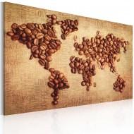 Tableau  Cafés du monde