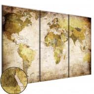 Tableau  Vieux continents