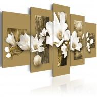 Tableau  Jardin des magnolias