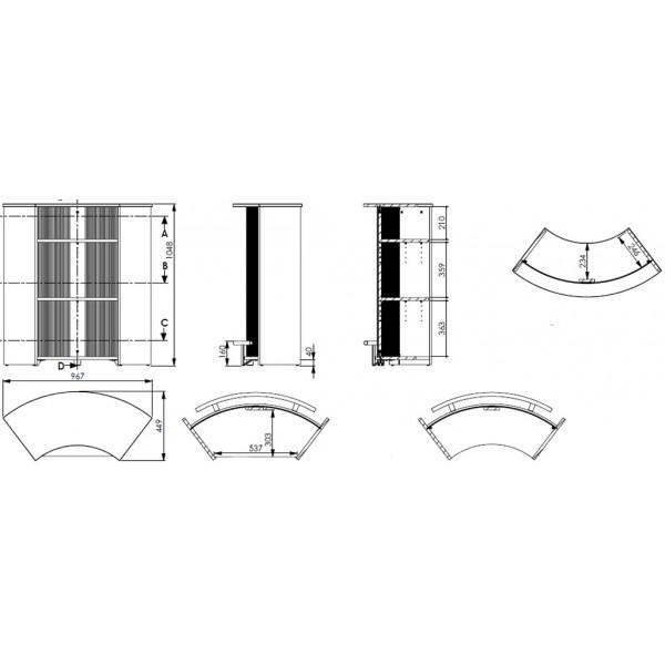 d co comptoir bar hauteur montreuil 11 comptoir montreuil. Black Bedroom Furniture Sets. Home Design Ideas