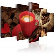 Tableau  Love espresso