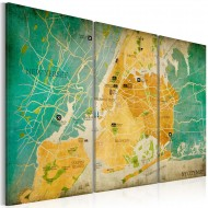 Tableau  Map of New York Citys neighborhoods