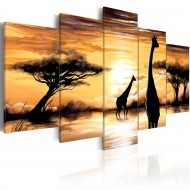 Tableau  Wild Africa