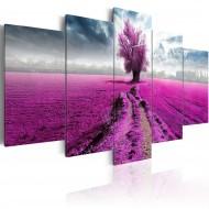 Tableau  Purple Land