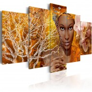 Tableau  Histoires africaines