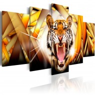 Tableau  Énergie du tigre