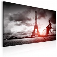 Tableau  Paris magique
