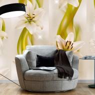 Papier peint  Lilies avantgarde