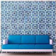 Papier peint  Oriental mosaic