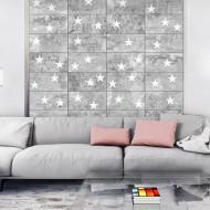 Papier peint  Stars On Concrete