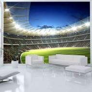 Papier peint  Stade national