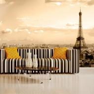 Papier peint  Paris  panorama