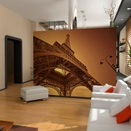 Papier peint  Puissance de Paris