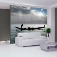 Papier peint  Un petit tour en gondole à Venise
