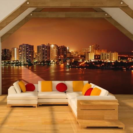 Papier peint  Welcome to Miami