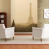 Papier peint  Vue panoramique sur Paris