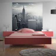 Papier peint  Manhattan newyorkais au lever de soleil