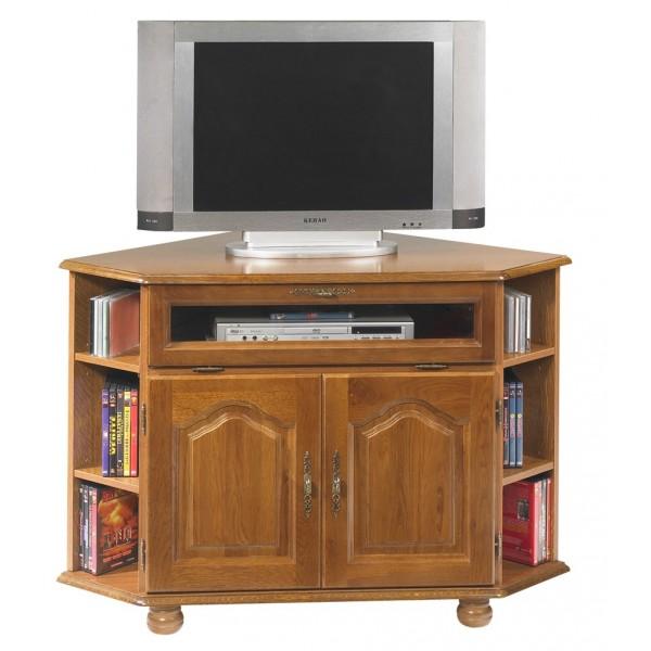 meuble TV gris 3 Suisses Meuble Télé