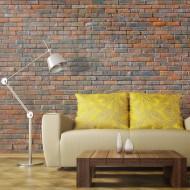 Papier peint  Mur en briques
