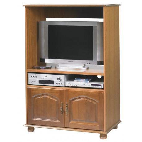 Meuble TV chêne 2 portes 5623AR