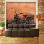 Papier peint  Old moped