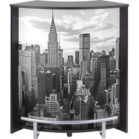 Meuble bar comptoir New York VISIO096