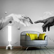 Papier peint  Intergalactic touch
