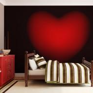 Papier peint  Shape of my heart