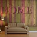 Papier peint - house (pink)