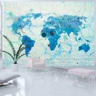 Papier peint  Cruising and sailing   The World map