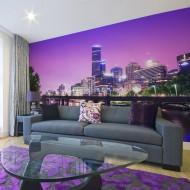 Papier peint  Yarra river  Melbourne