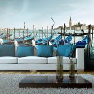 Papier peint XXL  Gondoles du Grand Canal, Venise