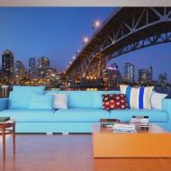 Papier peint XXL  Granville Bridge  Vancouver (Canada)