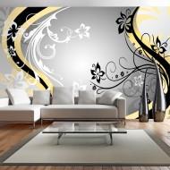 Papier peint XXL  Artflowers (yellow)