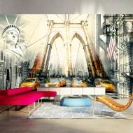 Papier peint XXL  Urban living