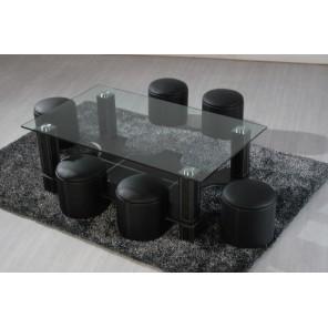 Table basse verre pas cher table basse verre sur - Table basse en verre pas cher ...