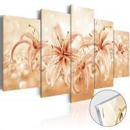 Tableau sur verre acrylique  Solar Ballad [Glass]