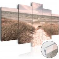 Tableau sur verre acrylique  Summer Symphony [Glass]